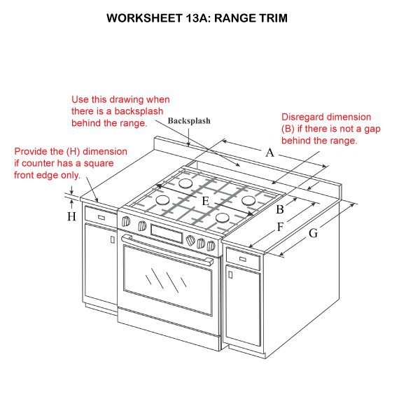 Micro Trim - Range Trim Illustration 13A