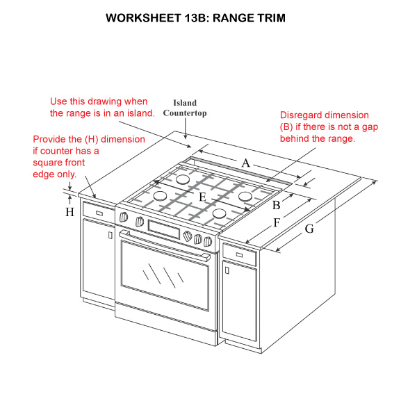 Micro Trim - Range Trim Illustration 13B