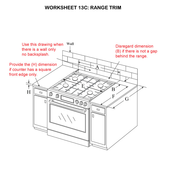 Micro Trim - Range Trim Illustration 13C