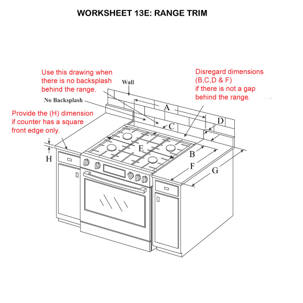 Micro Trim - Range Trim Illustration 13E