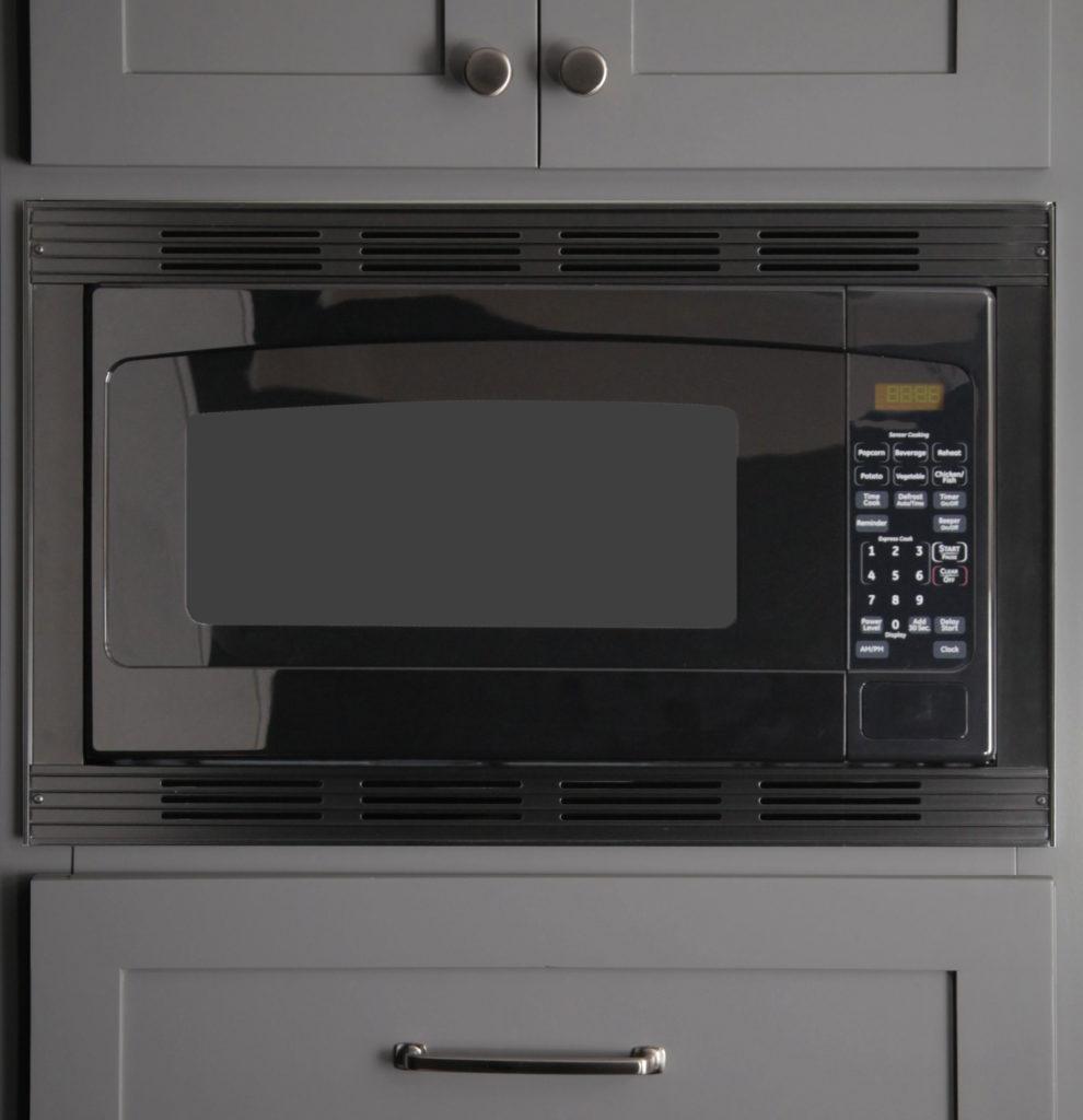 Micro Trim Inc. - Black Microwave Trim Kit