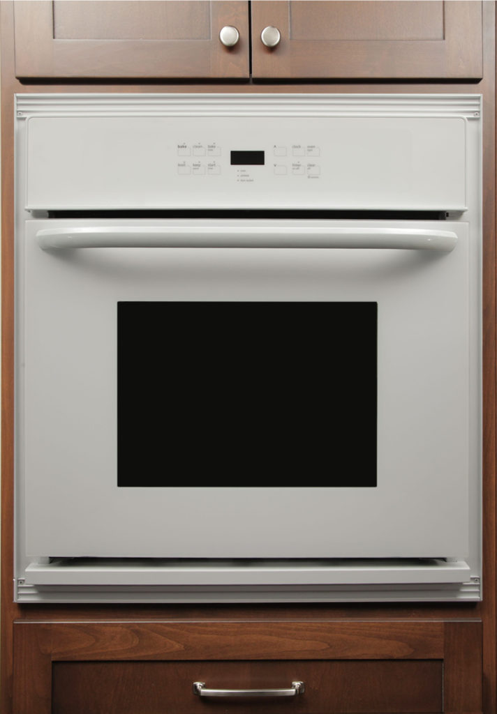Micro Trim - White Oven Ring Kit