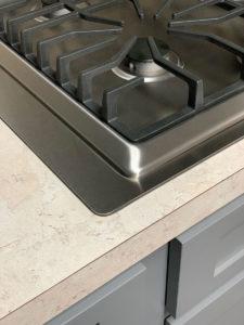 Micro Trim Inc. - True Stainless Cooktop Kit