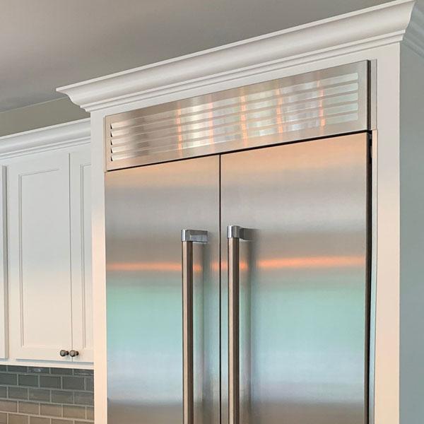 Micro Trim Inc. - Refrigerator Vent